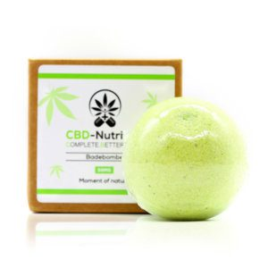 "CBD Badekugel ""moment of nature"""