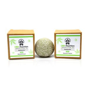 Relax Bathbombs CBD Nutrition