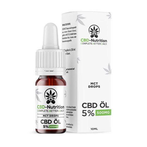 MCT Öl mit CBD