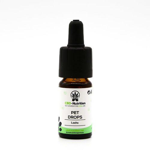 CBD Öl für Hunde und Katzen mit 2% CBD
